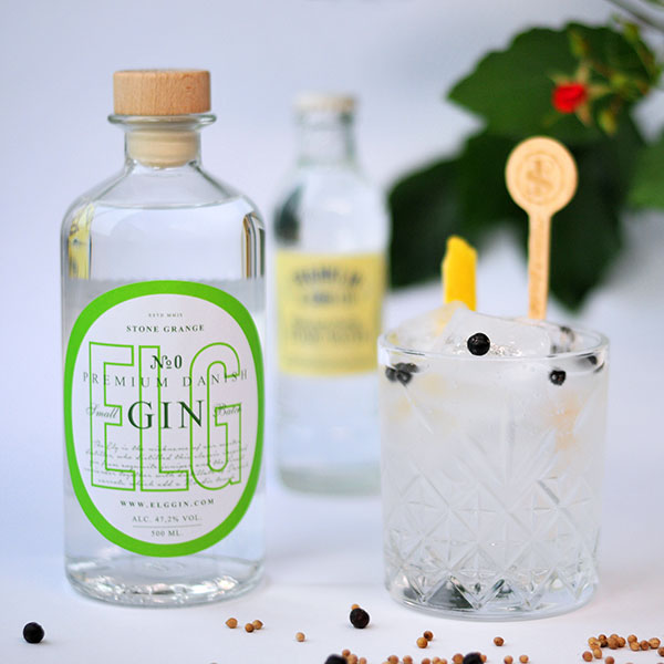 ELG No. 0 & Franklin & Son's Indian Tonic