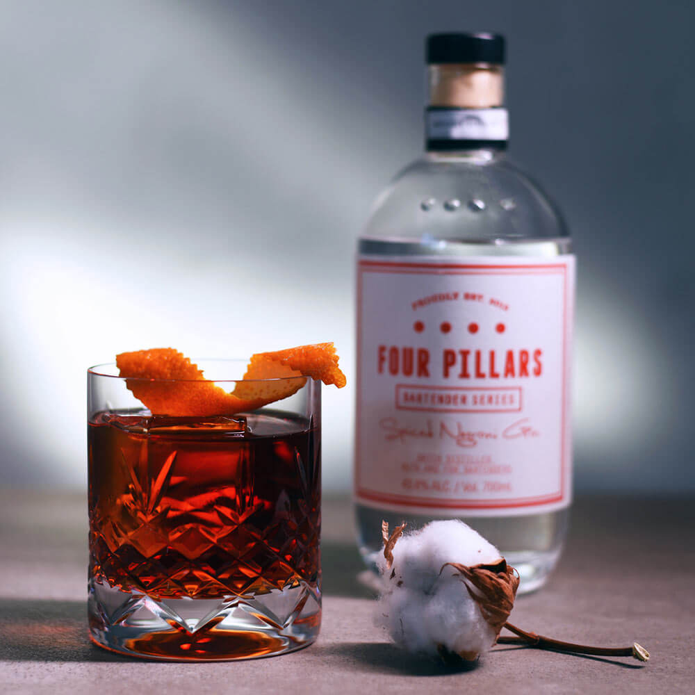 Four Pillars Negroni Spiced Gin