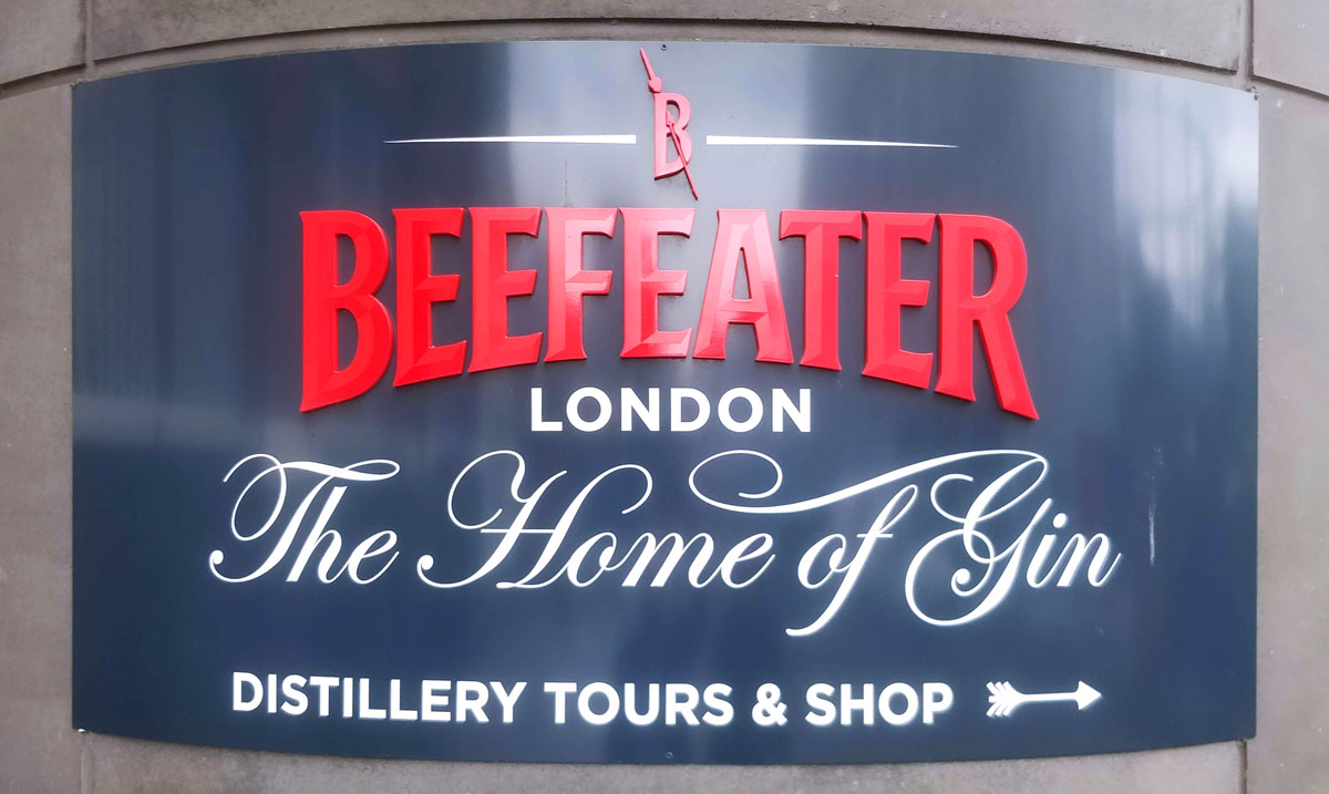 Beefeater Visitor Centre