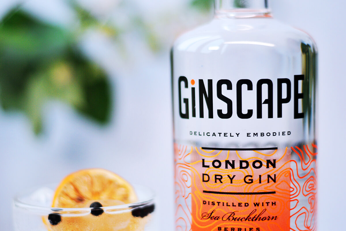 Ginscape London Dry