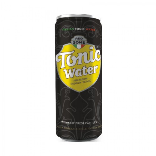 Add Some Indian Tonic