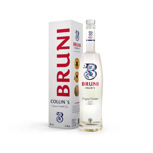 Bruni Collin's Gin