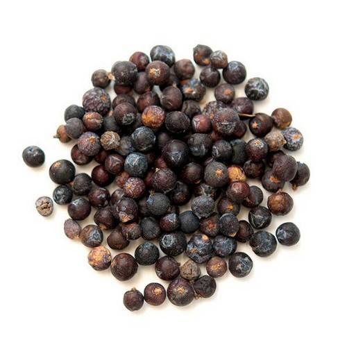 Juniper berries - dried