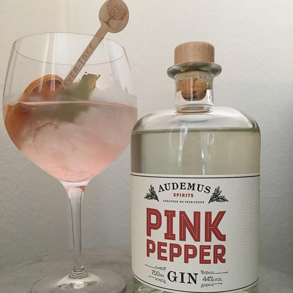Pink Pepper Gin & Tonic