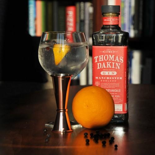 Thomas Dakin and Clementine Tonic